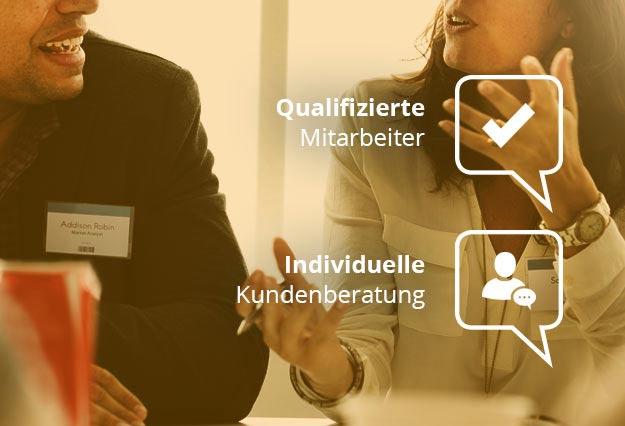 Dialogmarketing in 27 Sprachen in 55 Ländern.